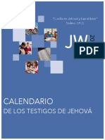 Calendario 2017 JW