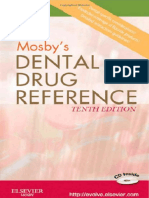 Book -MOSBY'S DENTAL DRUG  REFERENCE.pdf