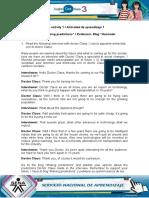 Evidence Blog Making predictions_1.doc
