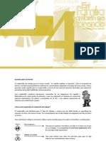 Español y Matemáticas. Cuadernillo de Trabajo. Cuarto Grado