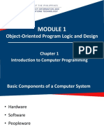 Module 1_Ch1 - Introduction to Computer Programming - 0511_2017