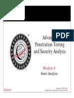 ECSAv4 Module 08 Snort Analysis-copy