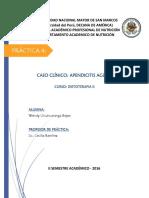 Apendicitis Caso4