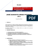 SILABO SPSS