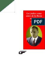 Alfred Rosenberg - Los Judíos Como Amos de La Rusia Soviética