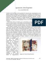 Vol 9 (2014) Exposición Arte Expósito