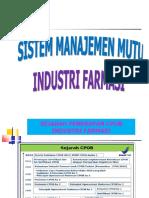 3. Sistem Mutu Industri Farmasi