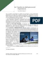 Vol 9 (2014) Cine y Artes Visuales en Salud Psicosocial. Experiencias
