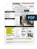 Ta-Modulo II Procesos de La Gestión Administrativa