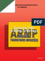 Dao Type_fournitures Importees_mai 2014