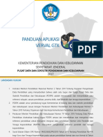 Panduan Operasional Aplikasi Verval GTK - Ver.2