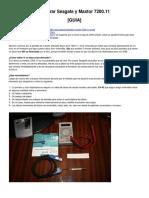 Reparar HDD Seagate y Maxtor 7200