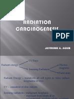 Radiation Carcinogenesis