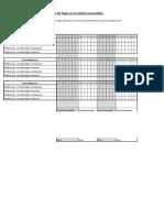 Verificacion de Fugas en El Sistema Neumatico