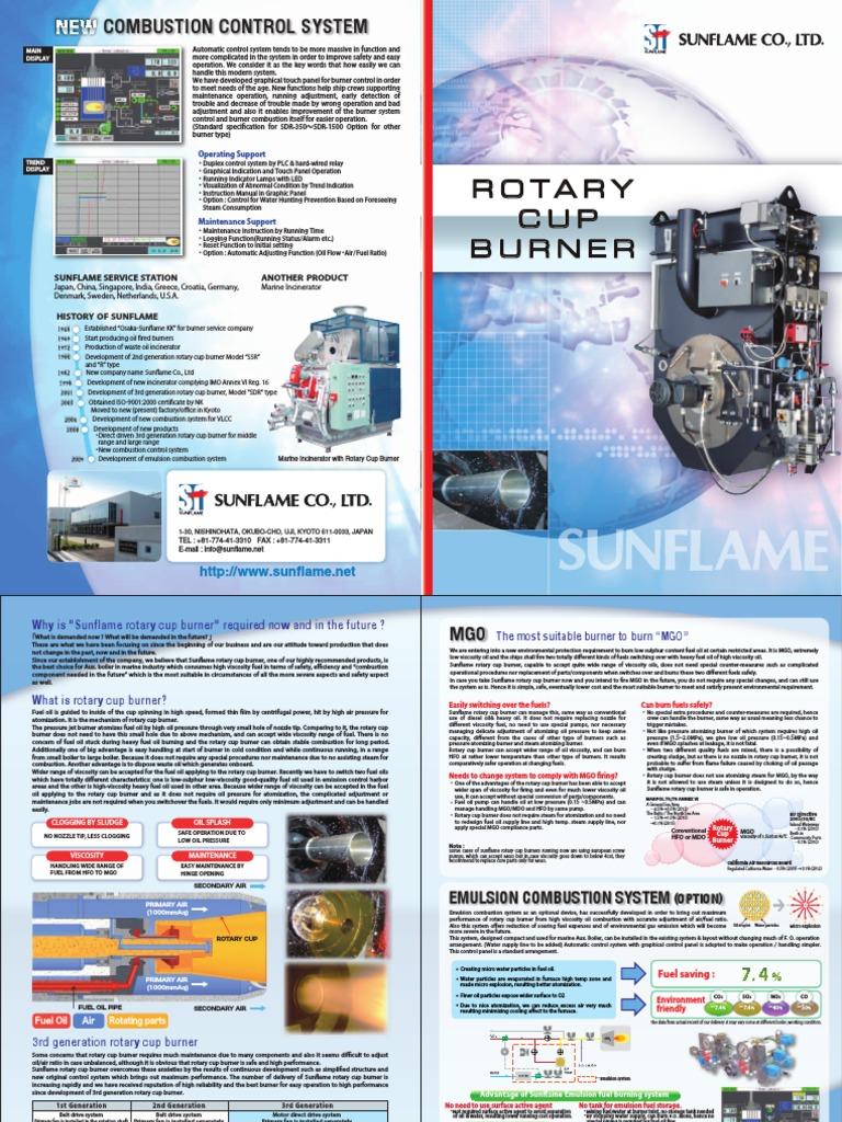 burner_eng.pdf | Fuel Oil | Combustion