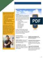 Datasheet AirCheck Wi Fi Tester-117528-3594200