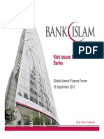 20120917_Specific Risk Issues for Islamic Banks_Jeroen Thijs