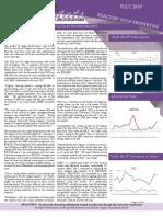 Calgary Real Estate Market Statistics - July 2010