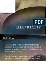 1 Introduction Electricity