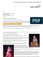 Articles - Rasa Sutra and the Factors of Art Construction - Leesa Mohanty