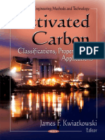 Activated Carbon, Classifications, Properties and Applications (2012)