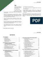 Kata Pengantar & Daftar Isi RPP