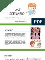 Draft Case Scenario - Skabies