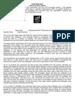 Teaching - NLP and Pupil Motivation.pdf