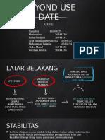Beyond Use Date.pptx