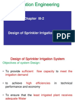 Chapter 3 2 2 Sprinkler Design Lecture AAU 2014