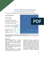 6.ErythemaMultiformeClassificationandImmunopathogenesis