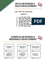 Curriculum Design Final.group11 New Headway Third Edition