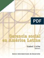 Gerencia social en América Latina .pdf
