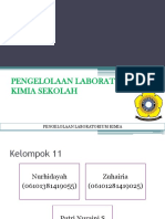Ppt Pengelolaan Lab