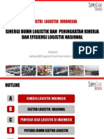 Suply Chain - Industri Logistik Indonesia