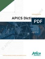 APICS Dictionary