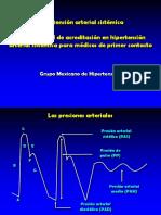 Hipertension Arterial Sistemica Curso Integral de Acreditacion