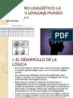 Tema 4. Lenguaje Mundo. Logica