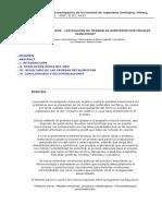Procesos de Tostación - Lixiviación de Minerales Auríferos