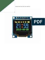 170723 Display Speedometer Basic Info