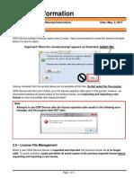 ODIS License Renewal Instructions