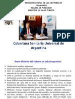 Sistema Salud Argentina