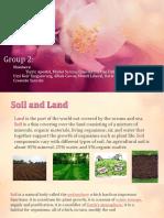 Soil vs Land