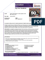 Garnet 50 Steps to Improving Your Academic Writing No Price AI