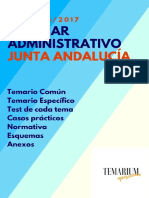 Temario Muestra Auxiliar Administrativo j.a.