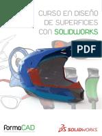 Curso en Diseño de Superficies Con Solidworks