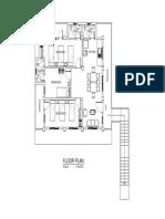 Dorm Floor Plan 4