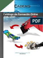 Catálogo de Formación Online 16 17