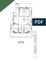 Dorm Floor Plan 5
