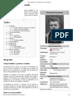 Hermann Rorschach - Wikipedia, La Enciclopedia Libre